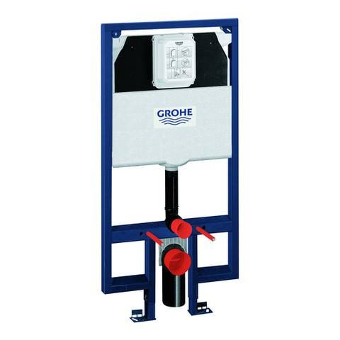 Grohe Rapid SL für Wand-WC 38994 mit Spülkasten 80mm Elementbreite 0,62m, 38994000
